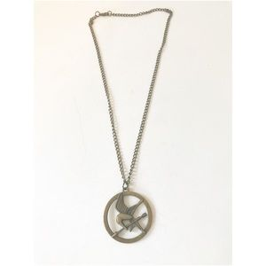 Jewelry - Hunger games necklace